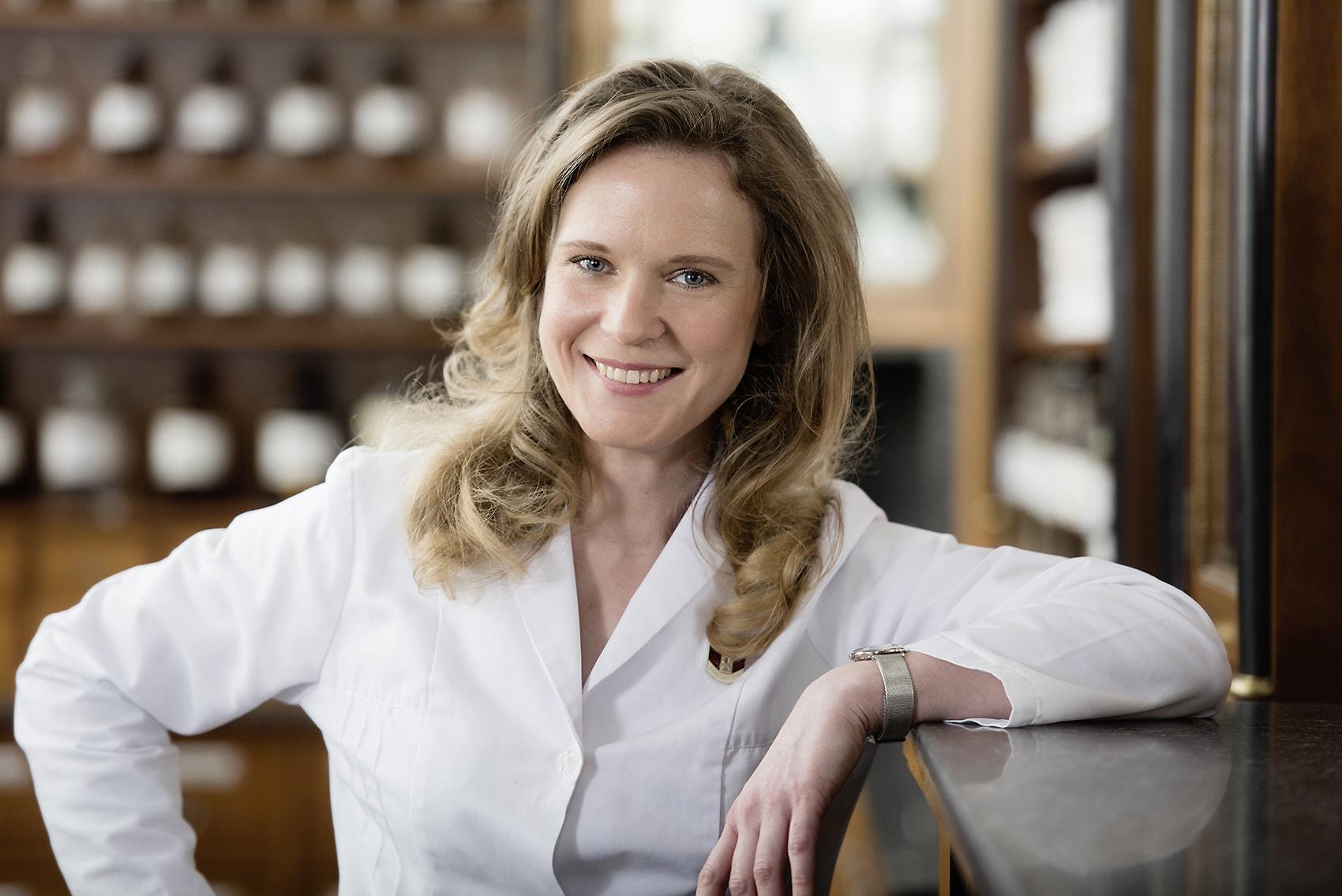 Gerlinde Luft - Apothekenleiterin, Team Apotheke Elisabeth Wien