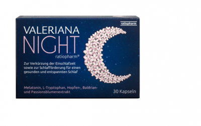 Valeriana Night –  Aktion